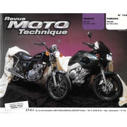 Revue Moto Technique n°104